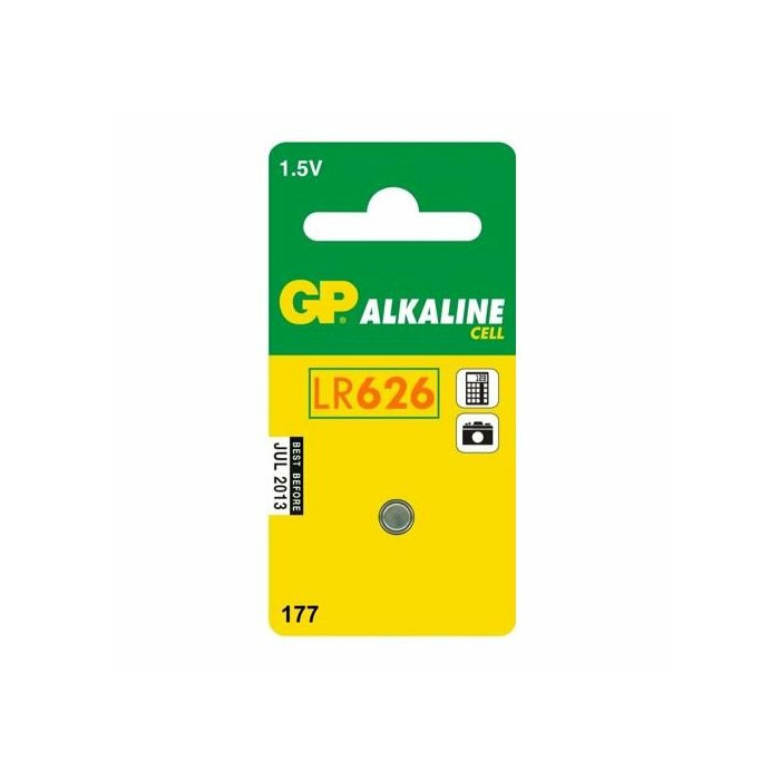 Alkaline button R626