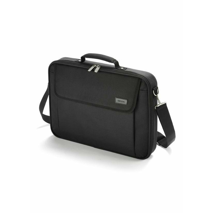 "Dicota BASE 39.6 cm (15.6"") Briefcase Black"