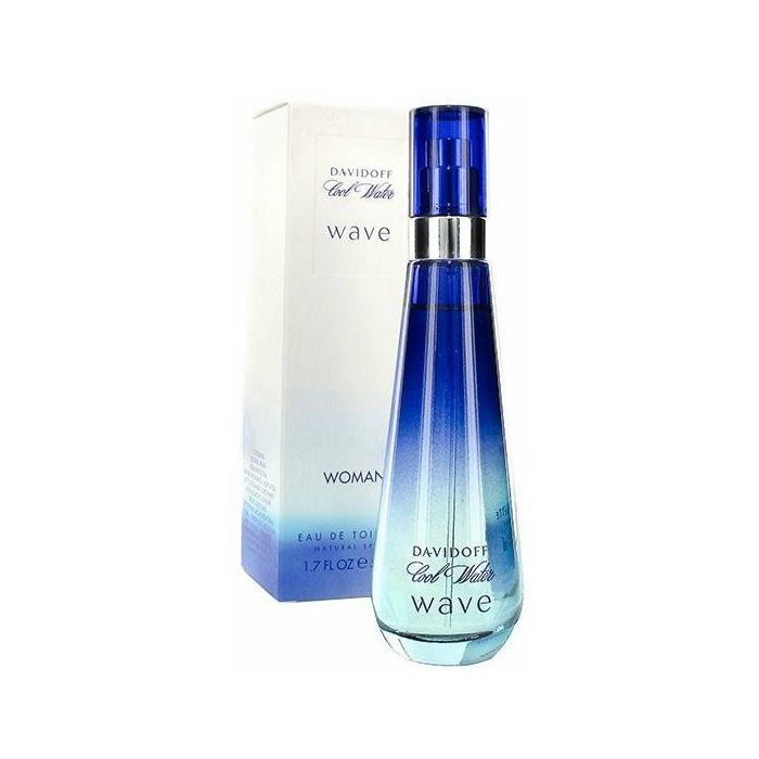 Davidoff Cool Water Wave (EDT,Woman,50ml)