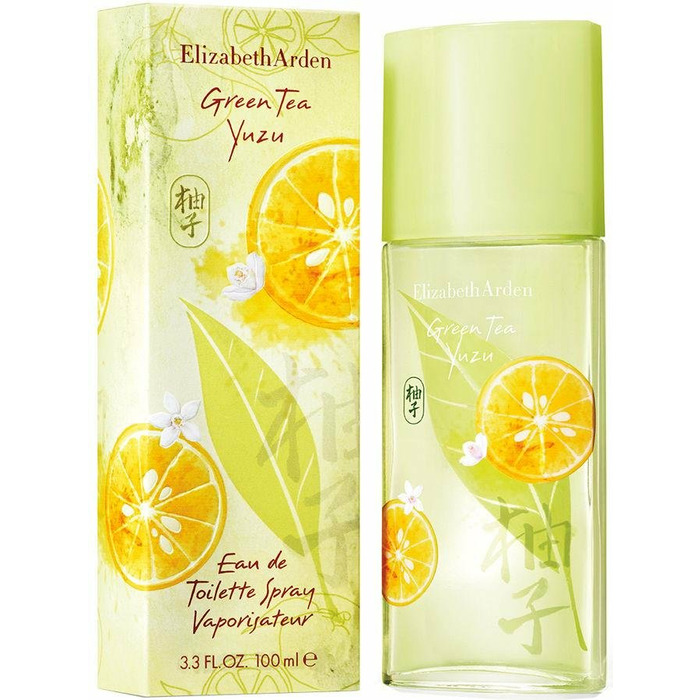 Elizabeth Arden Green Tea Yuzu (EDT,Woman,100ml)