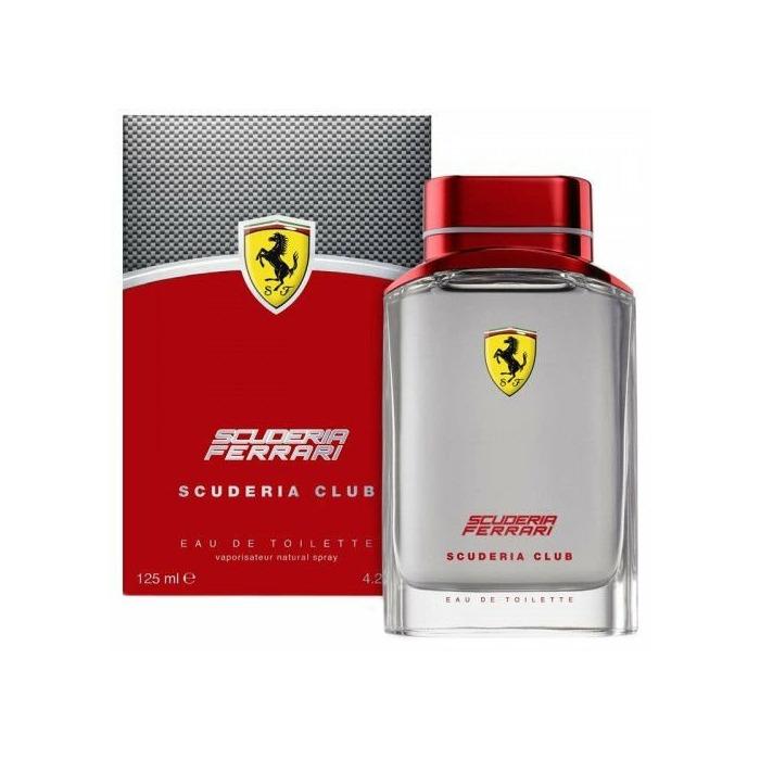Ferrari Scuderia Club (EDT,Men,125ml)