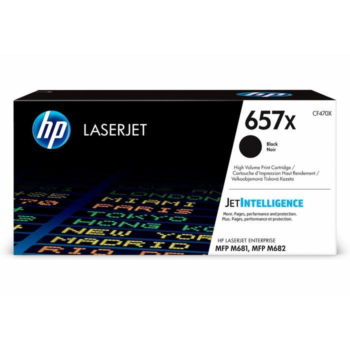 HP 657X Laser toner 28000 pages Black