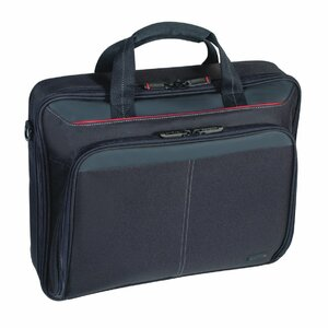 "Targus CN31 notebook case 40.6 cm (16"") Briefcase Black"