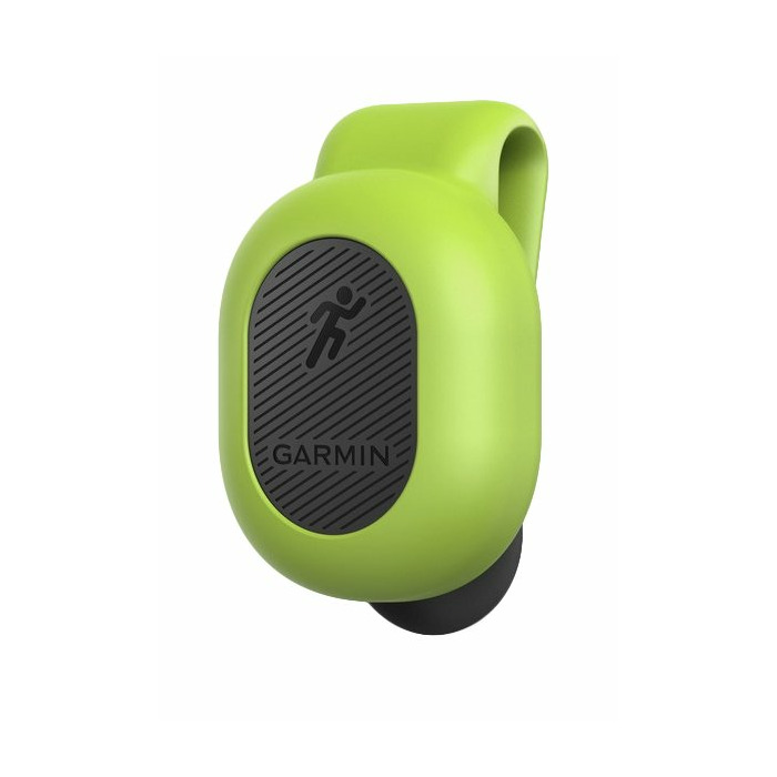 Garmin Running Dynamics Pod Clip-on activity tracker Black, Lime
