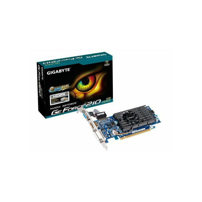 Gigabyte GV-N210D3-1GI graphics card GeForce 210 1 GB GDDR3