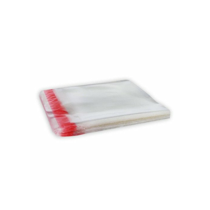 Sleeve Envelope for CD/DVD 128 x 130 mm - 50 MICRON | 100 pcs.