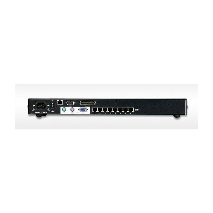 ATEN KH1508i - KVM-Switch - CAT5 - 8 x KVM port(s) - 1 lokaler Benutzer - 1 IP-Benutzer - Desktop