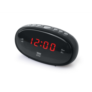 New-One Clock-radio CR100 Black, Alarm function