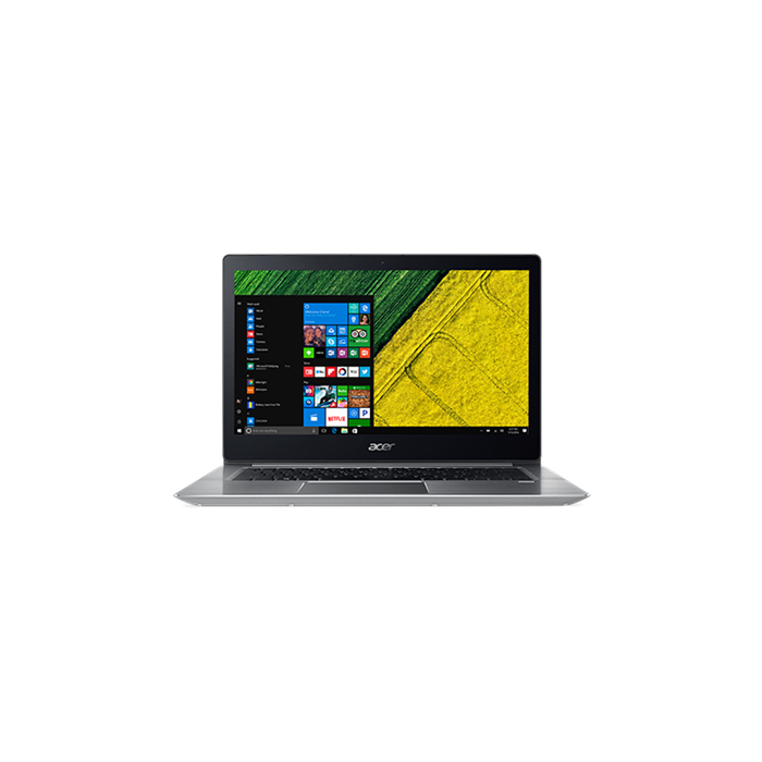 "Acer Swift 3 SF315-51 Silver, 15.6 "", Full HD, 1920 x 1080 pixels, Intel Core i5, i5-7200U, 8 GB, DDR4, SSD 256 GB, Intel HD, No Optical drive, Windows 10 Home, 802.11ac, Bluetooth version 4.0, Keyboard language Nordic, Keyboard backlit, Warranty 24 month(s), Battery warranty 12 month(s)"
