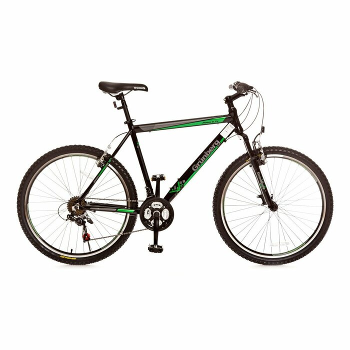 21 speed Power 2.3V Black-Green