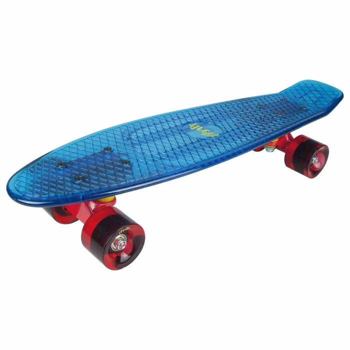 Candy Board transparent blue  22''