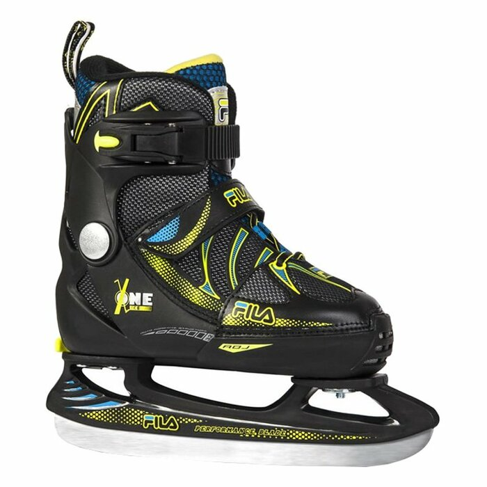 X-One Ice blk/yellow/F16 S32