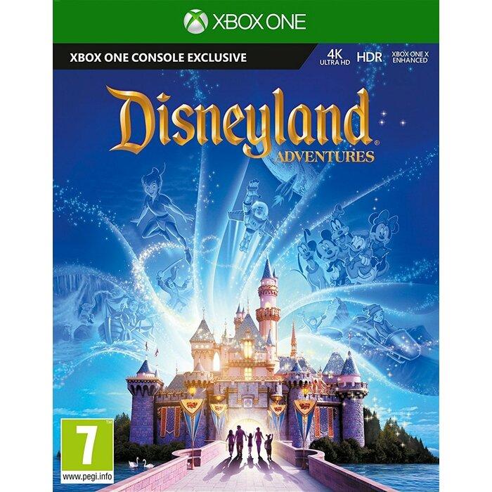 Xbox One Disneyland Adventures