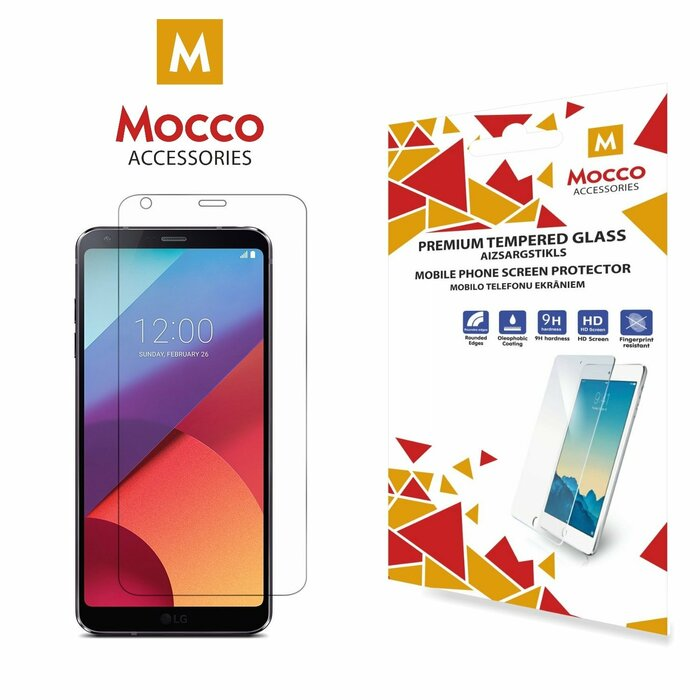 Mocco Tempered Glass  Aizsargstikls LG K4 K130