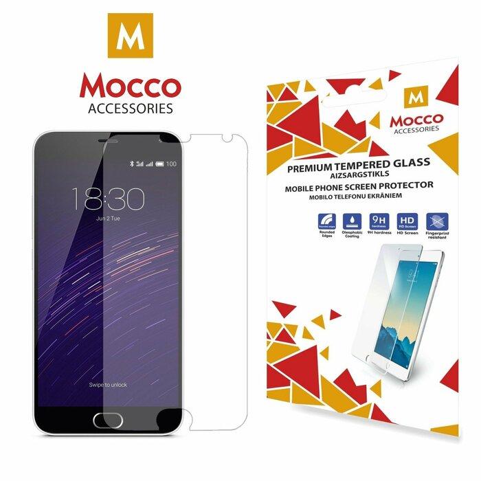 Mocco Tempered Glass  Aizsargstikls Meizu M3s