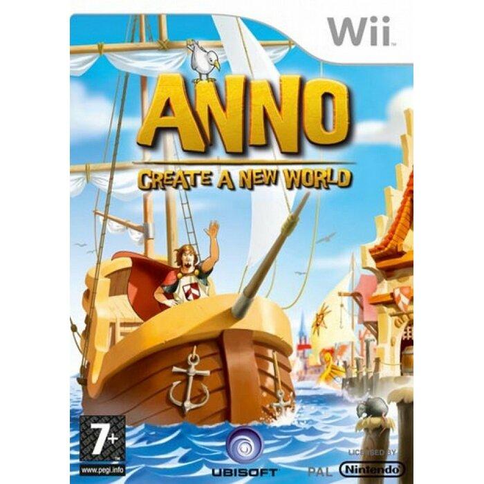 Wii Anno: Create A New World