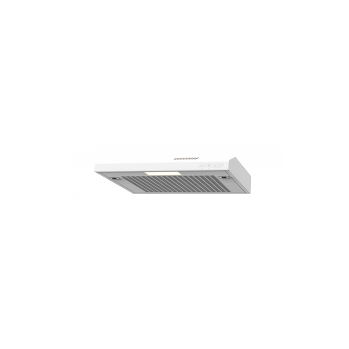 CATA LF-2060 WH Wall mounted, Width 60 cm, 200 m³/h, White, Energy efficiency class D, 65 dB