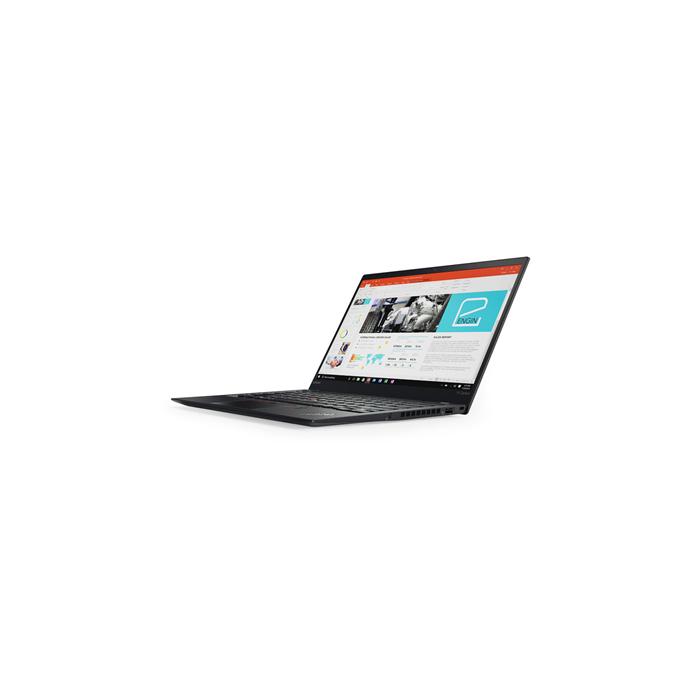 "Lenovo ThinkPad X1 Carbon Black, 14.0 "", IPS, Full HD, 1920 x 1080 pixels, Matt, Intel Core i7, i7-7500U, 8 GB, LPDDR3, SSD 512 GB, Intel HD, No Optical drive, Windows 10 Pro, 8265 ac, Bluetooth version 4.1, Keyboard language English, Keyboard backlit, Warranty 36 month(s), Battery warranty 12 month(s)"