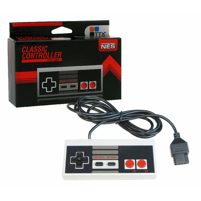 NES Classic Controller Wired