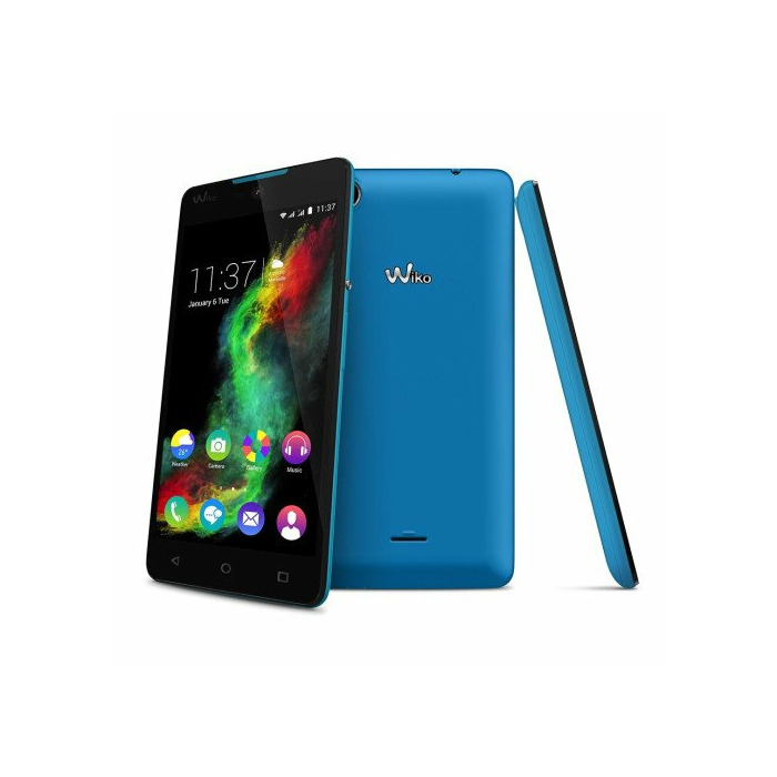 Wiko Rainbow Lite blue