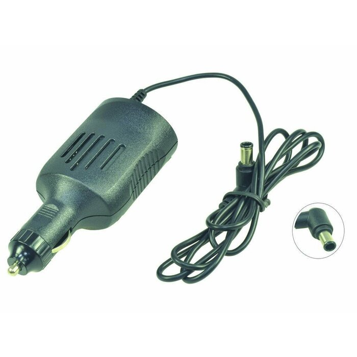 2-Power DC Car Adapter 19.5V 2.A 40W power adapter/inverter