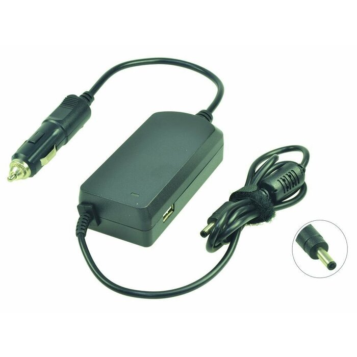 2-Power DC Car Adapter 19.5V 2.31A 45W power adapter/inverter