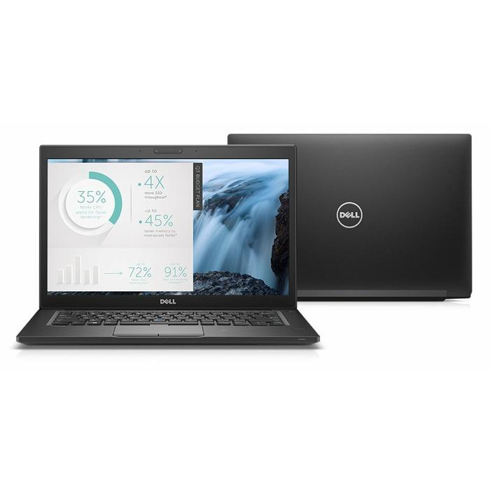 "Notebook | DELL | Latitude | 7480 | CPU i5-7200U | 2500 MHz | 14"" | 1920x1080 | RAM 8GB | DDR4 | 2133 MHz | SSD 256GB | Intel HD Graphics 620 | Integrated | ENG | Smart Card Reader | Windows 10 Pro | 1.36 kg | N016L748014EMEA_2"