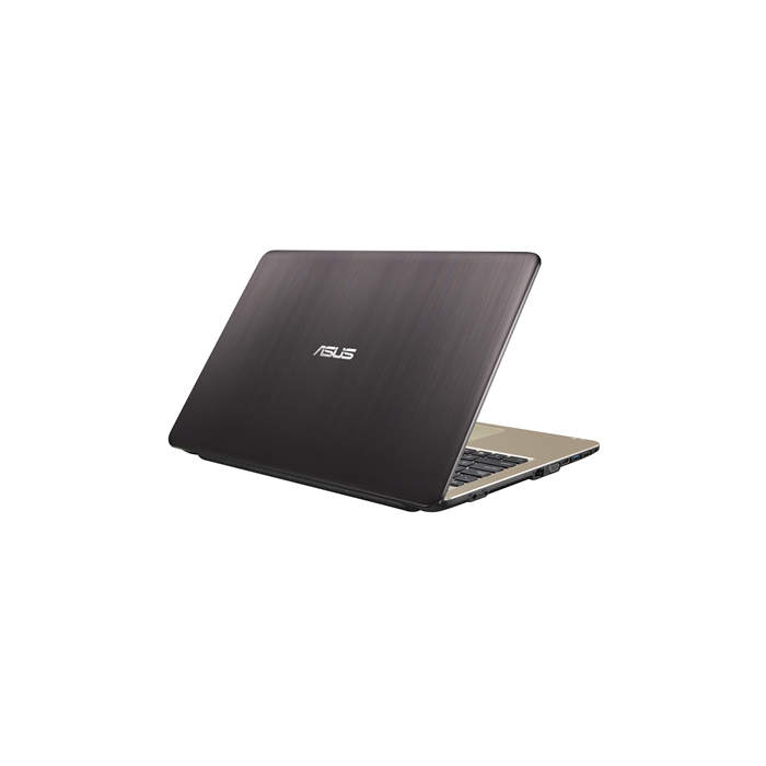 Asus VivoBook X540UA Chocolate Black, FHD, 1920 x 1080 pixels, Matt, Intel Core i3, i3-6006U, 4 GB, DDR4, SSD 128 GB, Intel HD, Without ODD, Windows 10 Home, 802.11 ac, Bluetooth version 4.0, Keyboard language English, Russian, Battery warranty 12 month(s)