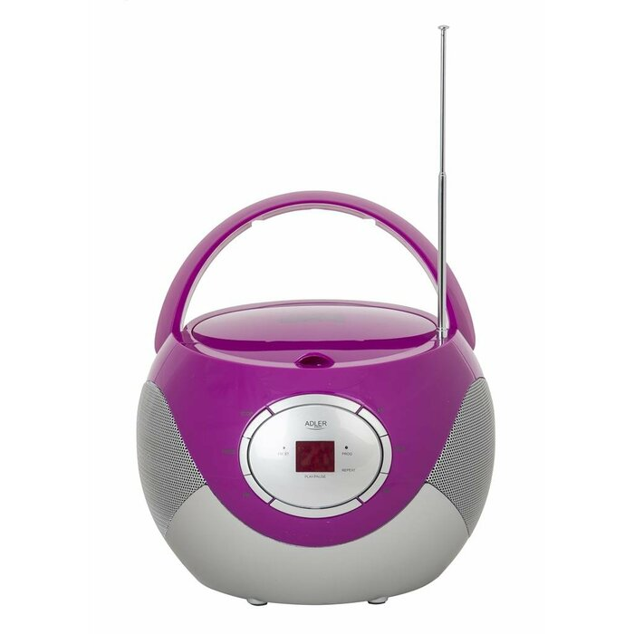 CD player Adler AD 1125 | purple