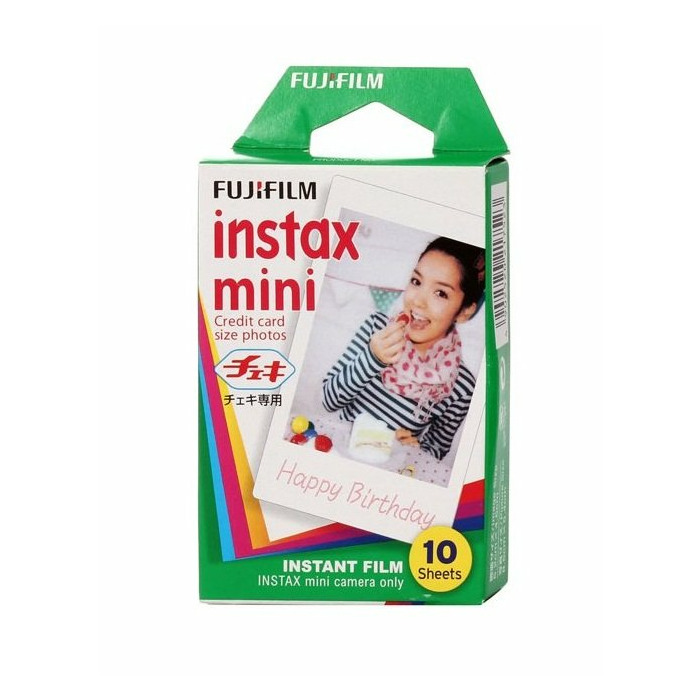 Fujifilm 16386004 10pc(s) 54 x 86mm instant picture film