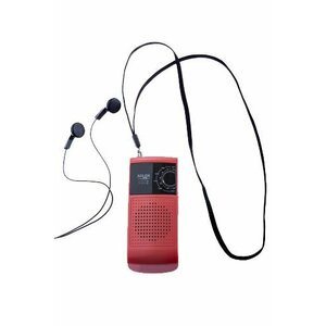 Pocket radio Adler AD 1159 | red