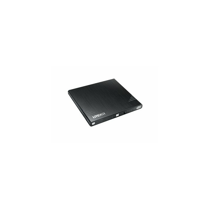Lite-On eBAU108 optical disc drive Black DVD Super Multi DL