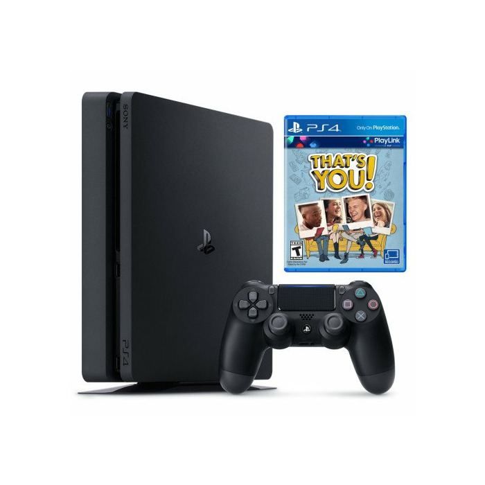 Sony Playstation 4 Slim 500GB (PS4) + Thats you!