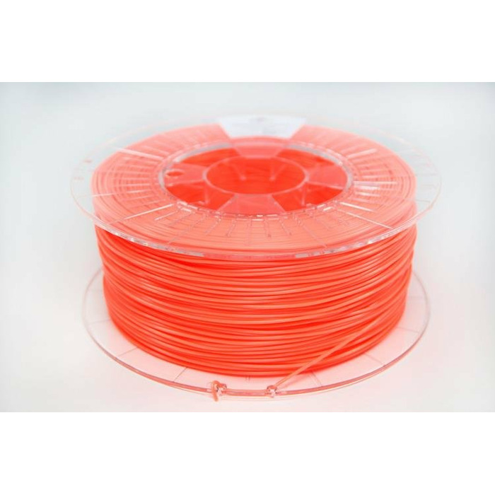 Filament SPECTRUM / PLA / FLUORESCENT ORANGE / 1,75 mm / 1 kg