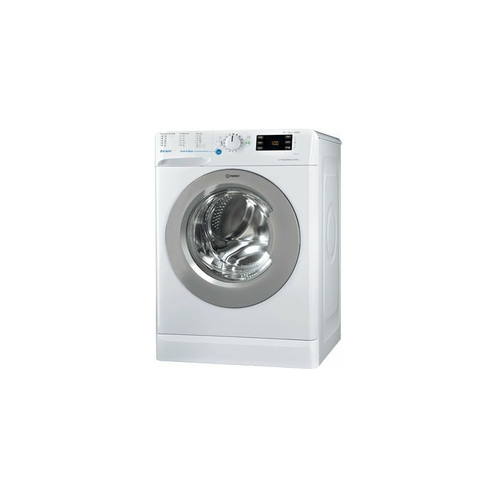 Washing machine INDESIT BWE 71253X WSSS EU 7 kg, 1200 aps./min, A+++ 54 cm big LED screen