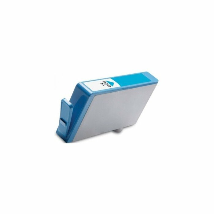 HP 920XL Cyan ink cartridge (damaged package)