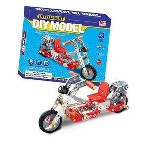 Intelligent DIY Model - Bike, 195 Pieces