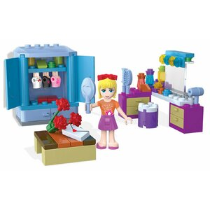 Dressing Room Construction Set, 97 Pieces
