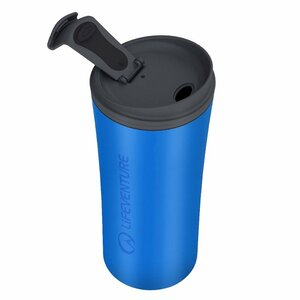 Ellipse Travel Mug Blue