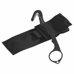 Black Molded 8 Hook Sheath