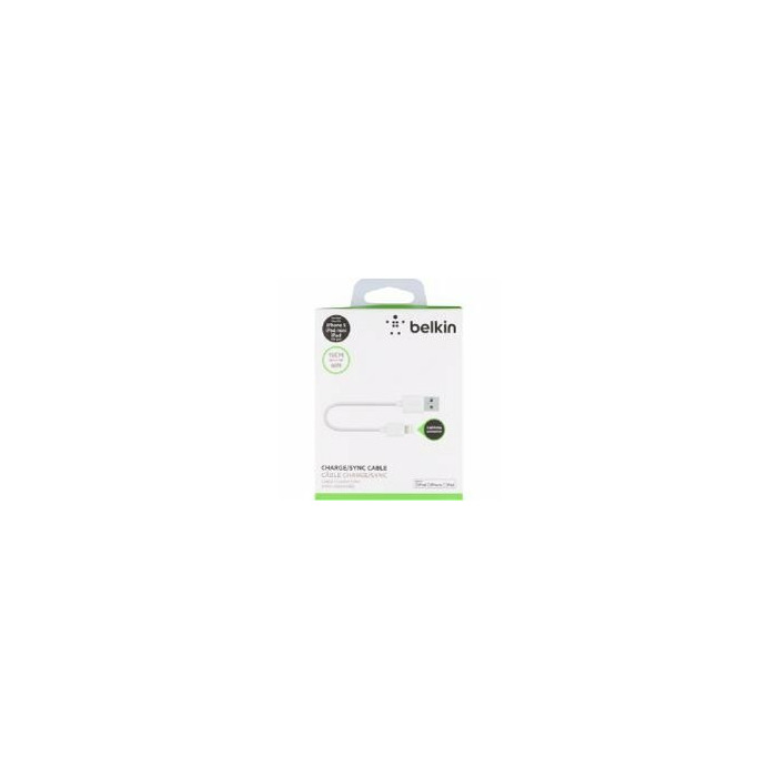 Belkin MIXIT↑ Lightning - USB mobile phone cable USB A White 0.152 m