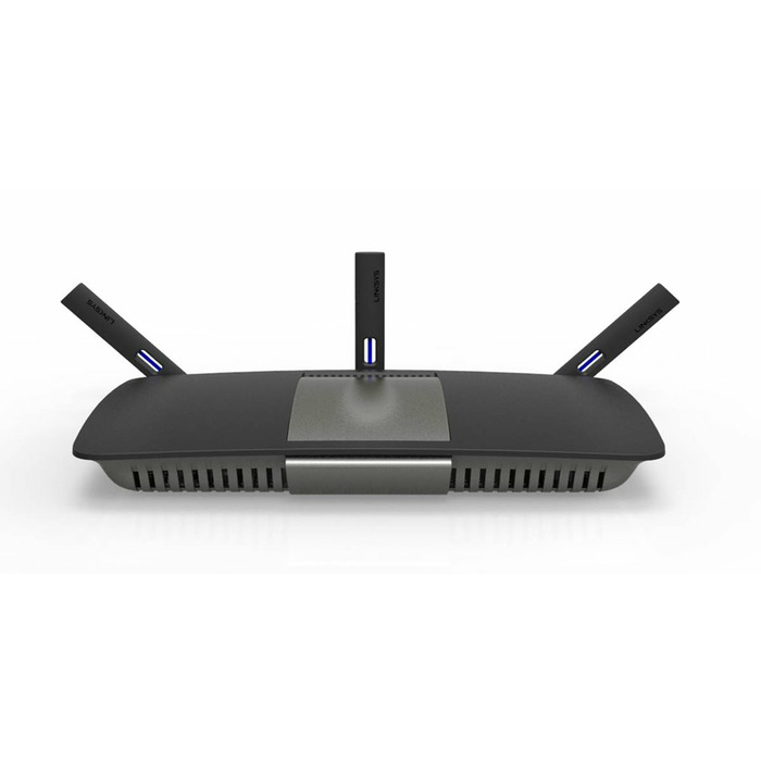 Linksys EA6900 wireless router Dual-band (2.4 GHz / 5 GHz) Gigabit Ethernet Black