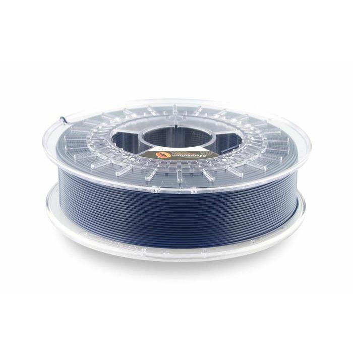 Filament FILAMENTUM / PLA / COBALT BLUE RAL 5013 / 1,75 mm / 0,75 kg.