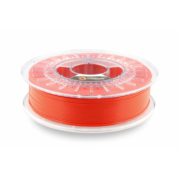 Filament FILAMENTUM / PLA / TRAFFIC RED RAL 3020 / 1,75 mm / 0,75 kg.