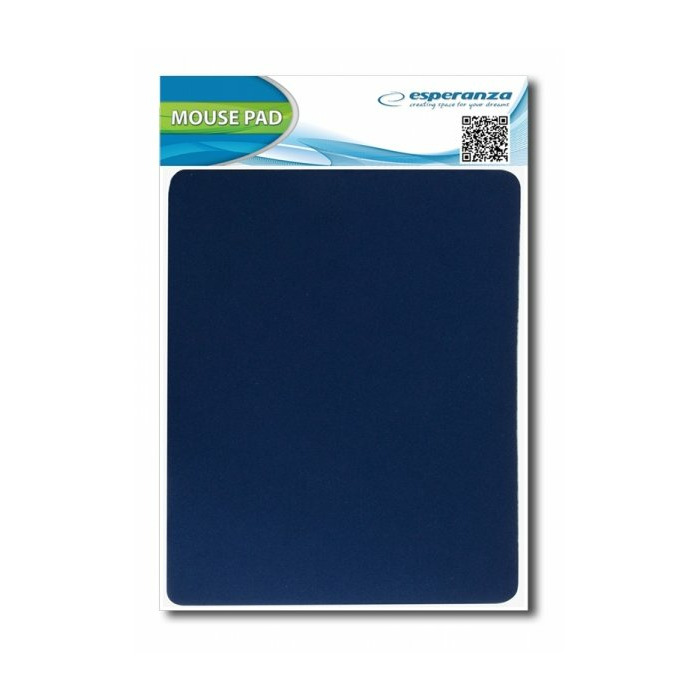 Esperanza EA145B Gaming mouse pad Blue
