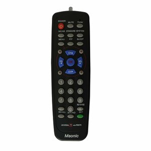 Msonic MBC415K Universal TV Remote Control