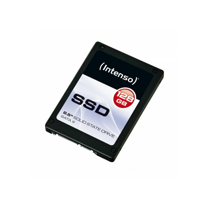 Intenso 3812430 internal solid state drive 128 GB Serial ATA III 2.5""