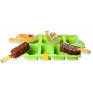 Yoko Design Ice creams mould form Green, Dishwasher proof