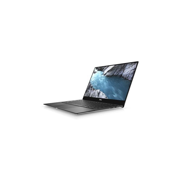 "Dell XPS 13 9370 Silver, 13.3 "", Full HD, 1920 x 1080 pixels, Matt, Intel Core i7, i7-8550U, 8 GB, LPDDR3, SSD 256 GB, Intel UHD, Windows 10 Pro, 802.11ac, Bluetooth version 4.2, Keyboard language English, Keyboard backlit, Warranty Basic Next Business Day 36 month(s), Battery warranty 12 month(s)"
