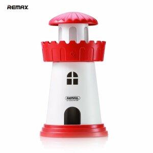 Remax RT-A600 Супер компактный настольный увлажнитель воздуха детской комнаты с питанием 5V USB Кабеля Белый
